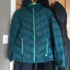 Mountain hardwear ratio down jacket (puffy)